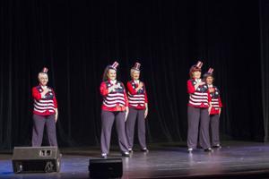 Lodi seniors step up at Senior Follies