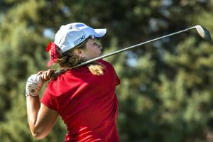 Flames ace Bulldogs in girls golf