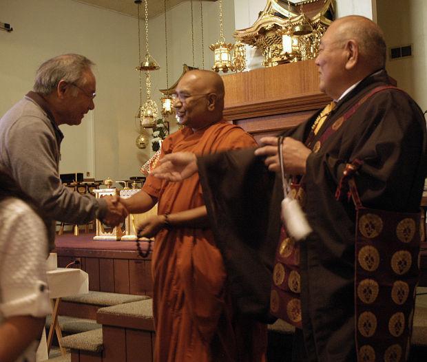Buddhist Church of Lodi celebrates Buddha's birth