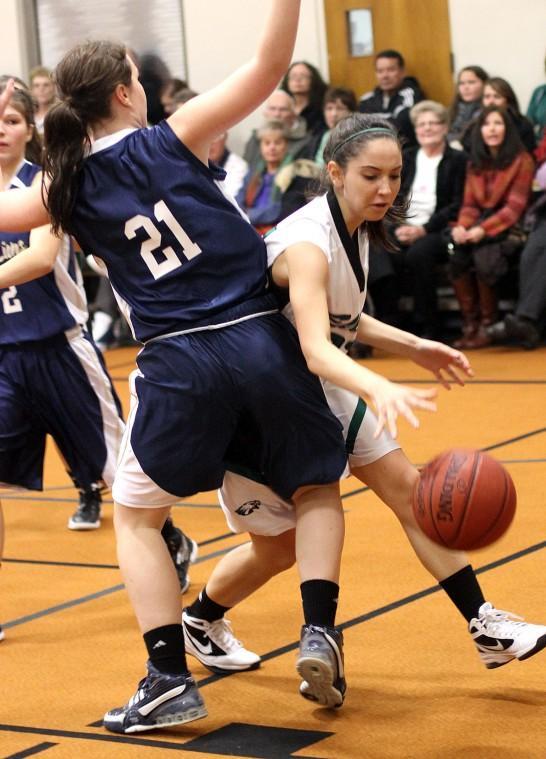 Elliot downs Big Valley in varsity girls basketball