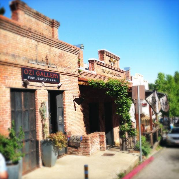 Visit historic Old Town Auburn for good eats and shopping