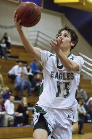 David Lerma lights it up with triple-double