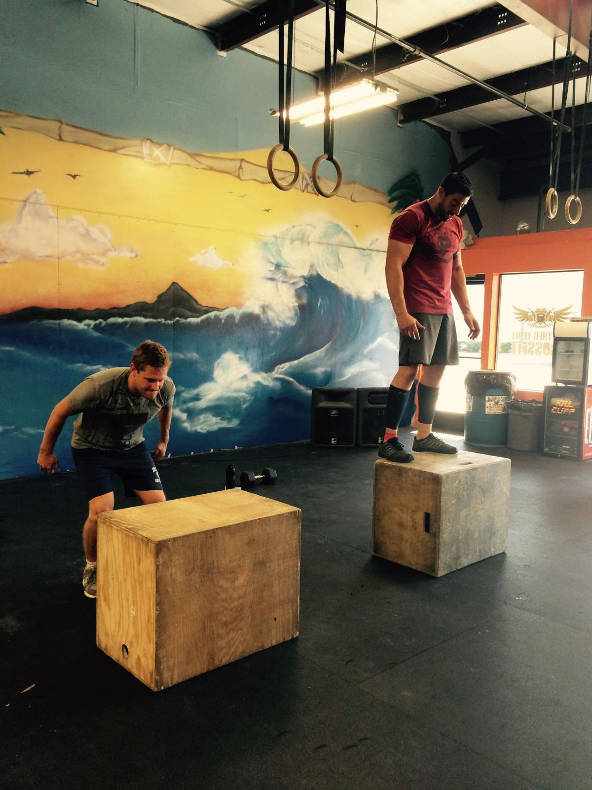Another Level CrossFit to raise funds for 31Heroes