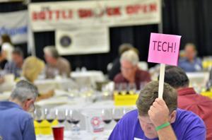 Amateur vintners' creations do battle at Bottle Shock Open