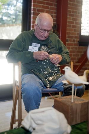 Hundreds gather to learn about Sandhill cranes