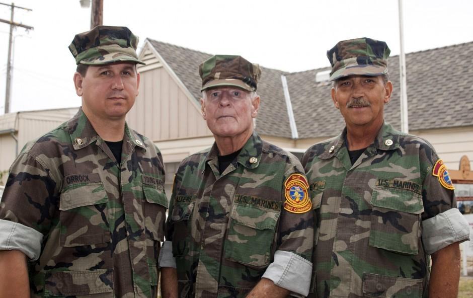 Galt Young Marines gung ho for new training program