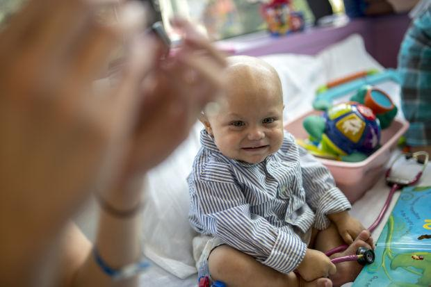 Josiah's fight for life