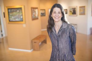 Knowlton Gallery celebrates final month with art sale