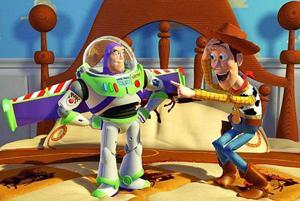 Pixar recaptures magic with 3-D 'Toy Story'
