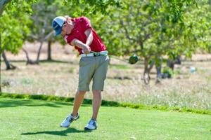 Brad Reeves' low rounds have Lodi Flames riding high in boys golf