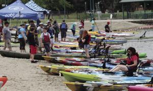 Paddlefest will add a splash of fun to Lodi Lake this weekend