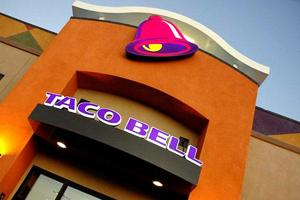 Rebuilt Taco Bell reopens on Lodi Avenue