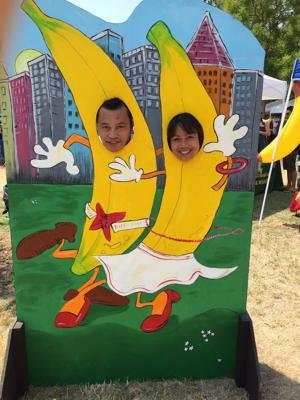 Banana Fest International brings delicious fruit fun to Stockton