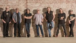 Kansas carries on with Leftoverture Tour