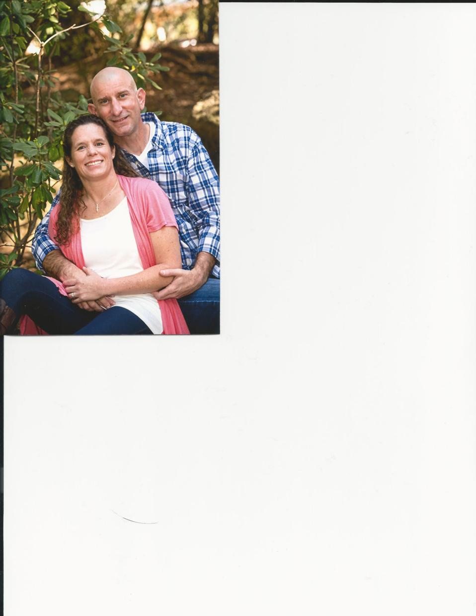 Michael Doonan and Lynette Mize were engaged in January at John's Incredible Pizza