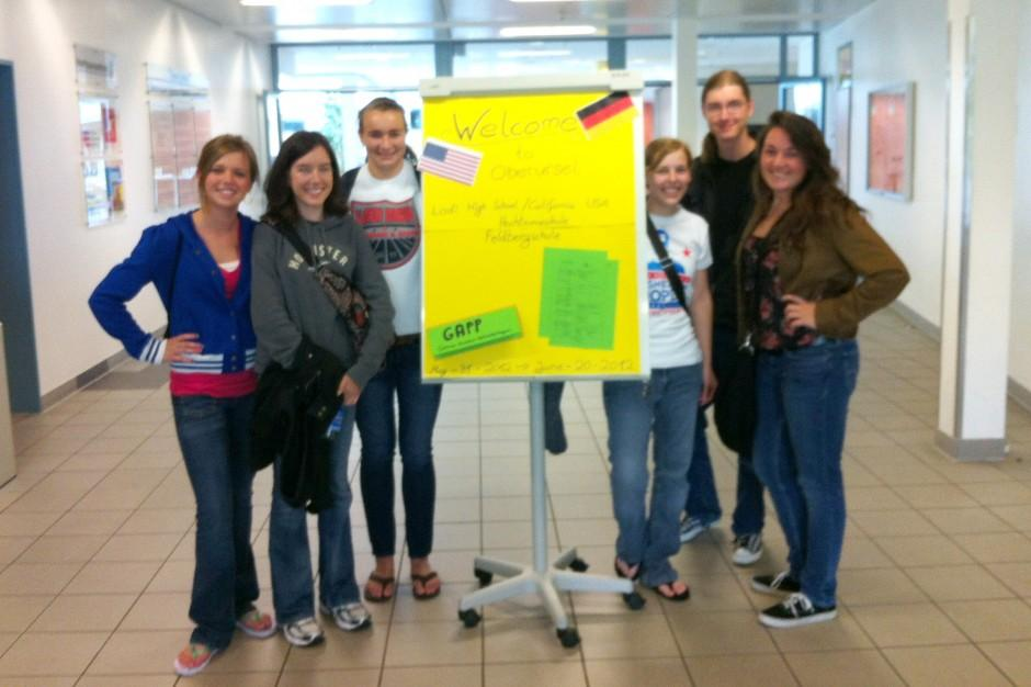 Student exchange program opens Germany to Lodi
