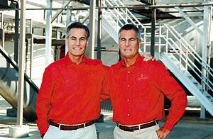 Lange twins win $10,000 Leopold Conservation Award
