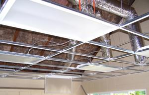 Kofu Park Community Center gets energy efficient lighting upgrades