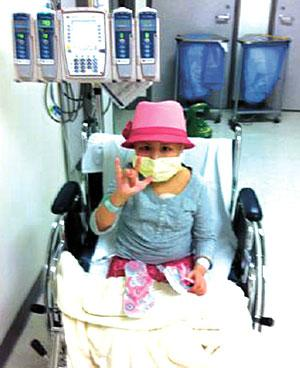 Lodi's Caitlyn Sprinkle resilient through cancer fight