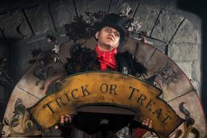 Put superstitions to the test at the San Francisco Dungeon