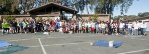 Coastal Cleanup at Lodi Lake