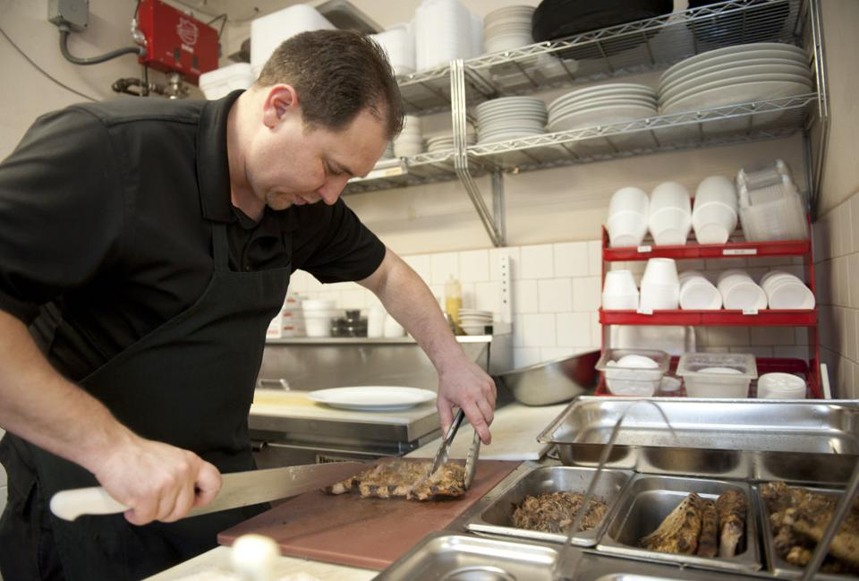 Papa Joe's BBQ: Soups, sauces, sides made all in house
