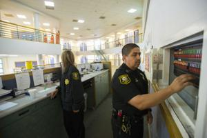 Violence on the rise in California's county jails