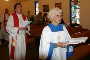Jon Kibler-McCabe installed as pastor at Shepherd of the Valley Lutheran Church in Galt