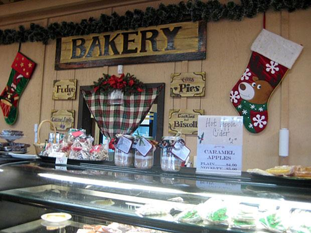 Visit Dell'Osso's Holidays on the Farm for some winter family fun