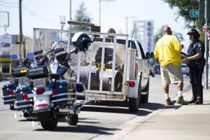 Police cite 26 in traffic sting