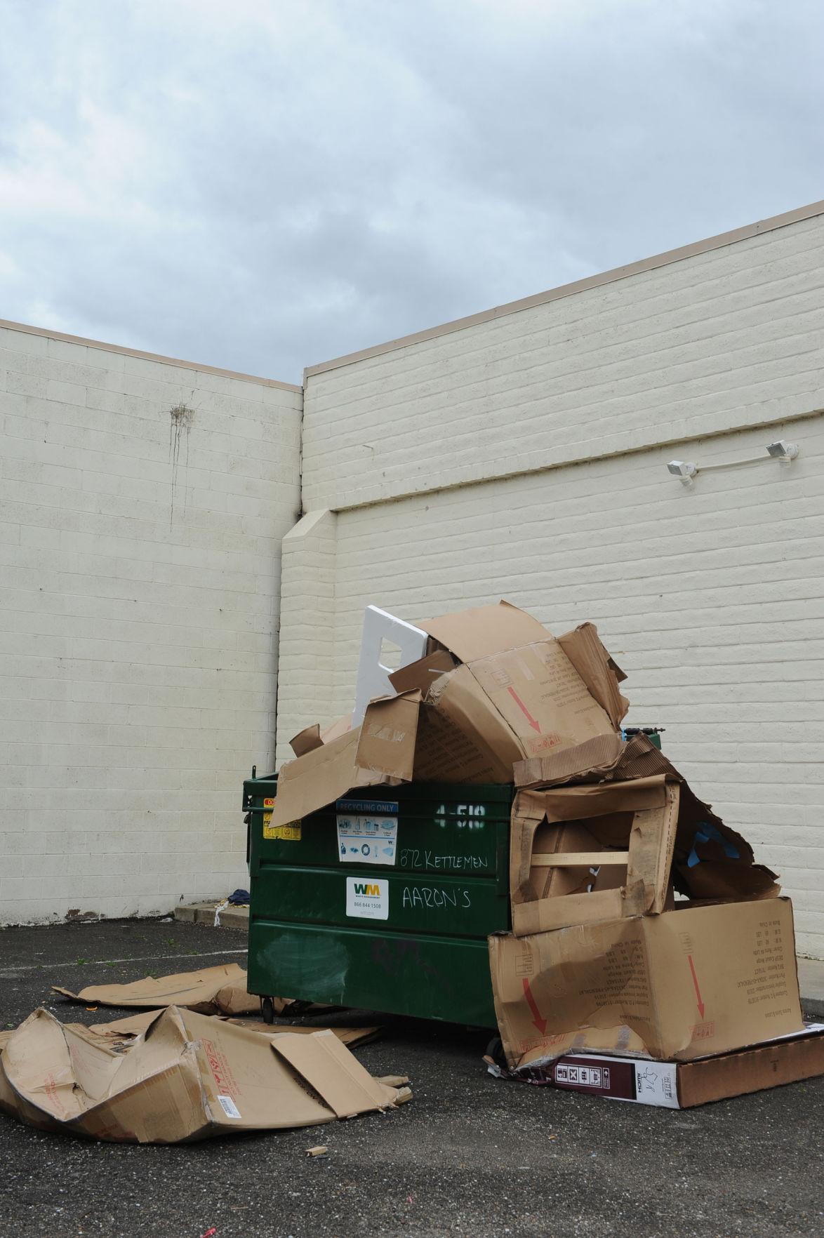 Waste Management installs geo-tracking cameras on trucks