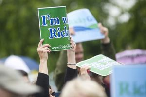 Ricky Gill to run for Congress
