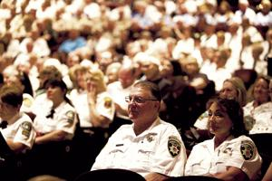 Hundreds of law enforcement volunteers gather in Lodi for conference