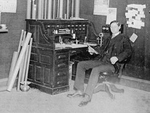 Telephone system's 1911 upgrade stumps residents