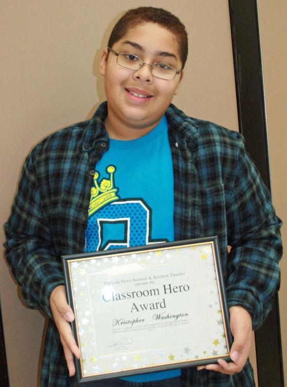 Lakewood Elementary School names Classroom Heroes
