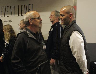 Pete Saco Lifetime Achievement Award: Former Hawks coach honored