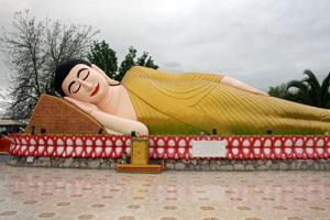 Celebrate Cambodian New Year at Wat Dhammararam Buddhist Temple