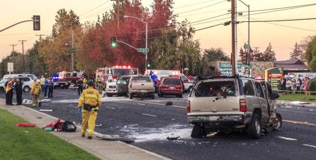 Five dead in Lodi crash