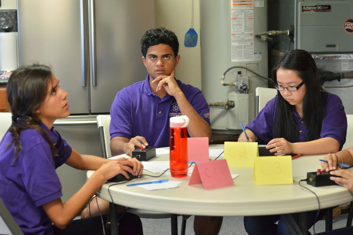 Tokay High School's Science Bowl team gets ready for nationals
