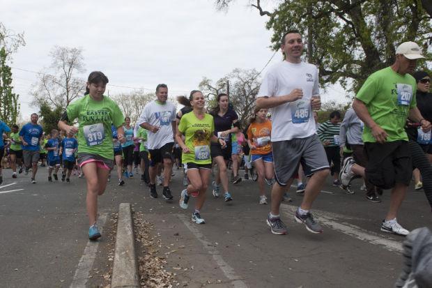9th Annual Easter Run and Fun at Lodi Lake