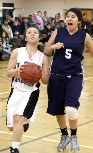 Mustangs rally, deny Titans share of Mountain Valley League title