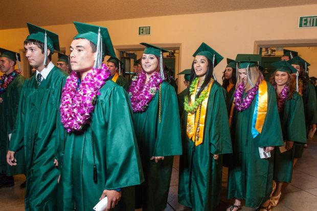 Liberty Ranch High School's Class of 2013 celebrates life