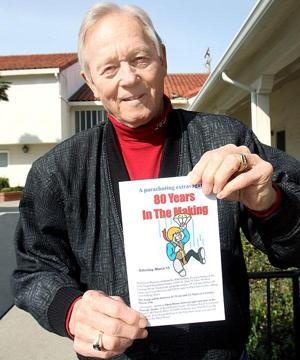 Lodi pastor Leo Duncan to celebrate his 80th birthday by jumping out of plane