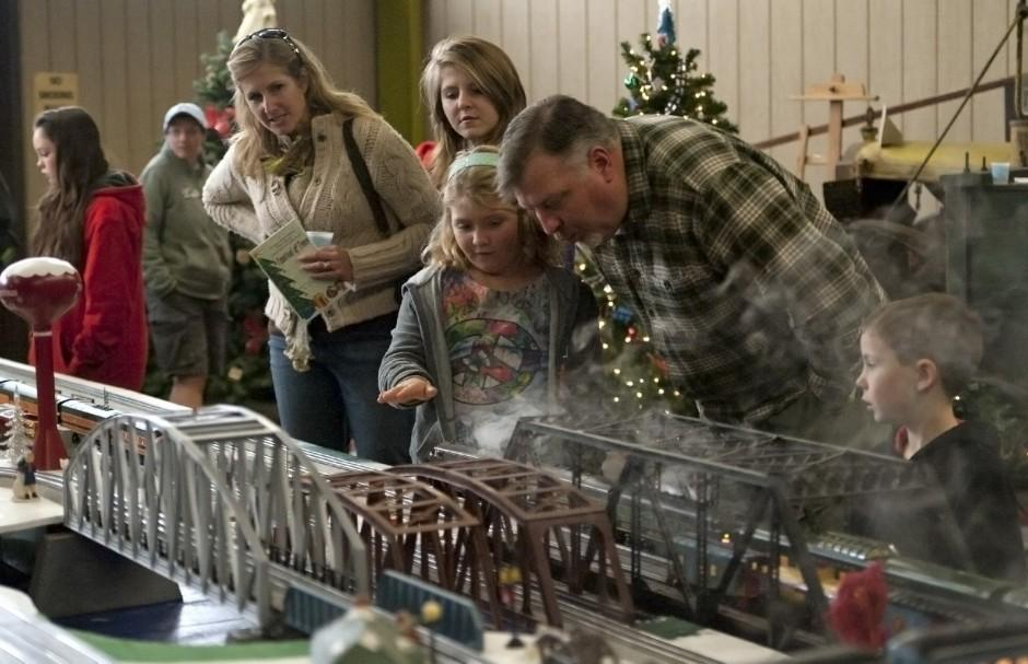 Something for everyone at 20th annual Festival of Trees at Micke Grove Park
