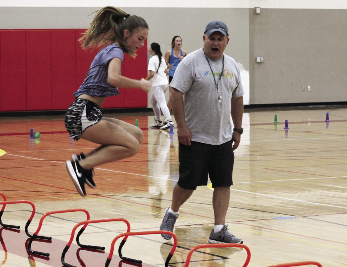 Volleyball: Sterni has big goals for Flames