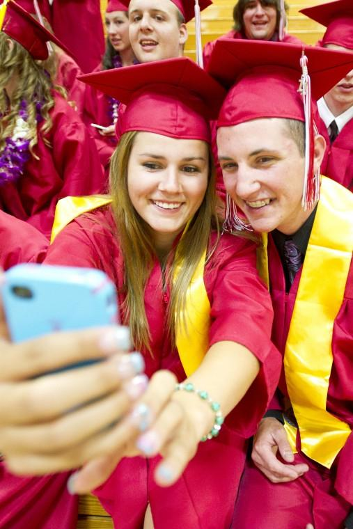 Galt High School graduation