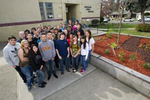 Planting creativity, respect at Liberty High School