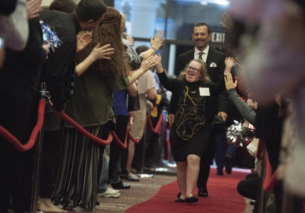 Lodi prom lets special needs students shine bright