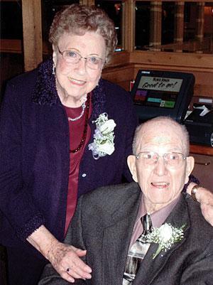 Tobecks celebrate 70th anniversary