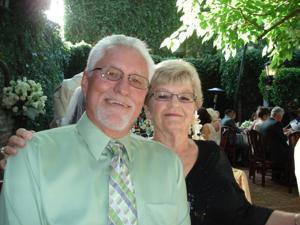 Jim and Rickie Bertsch celebrated 50 years of marriage in June